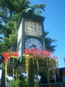 The Storyland clock contains an important message for all of us.