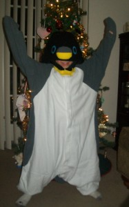 How cute is this penguin?